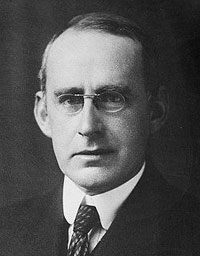 Figure 1 : Arthur Stanley Eddington, 1882-1944 (WikiCommons, photo du fonds George Grantham Bain Collection, Library of Congress).