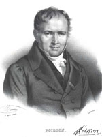 Figure 3 : Siméon- Denis Poisson (1781-1840)