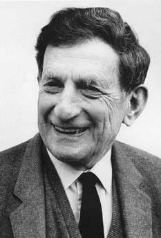 Figure 2: David Bohm (1917-1992), physicien quantique américain (photo WikiCommons).